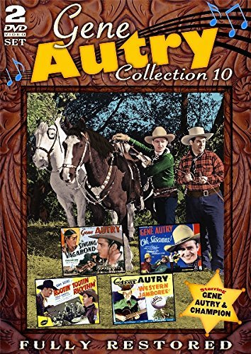 Gene Autry Movie Collection DVD