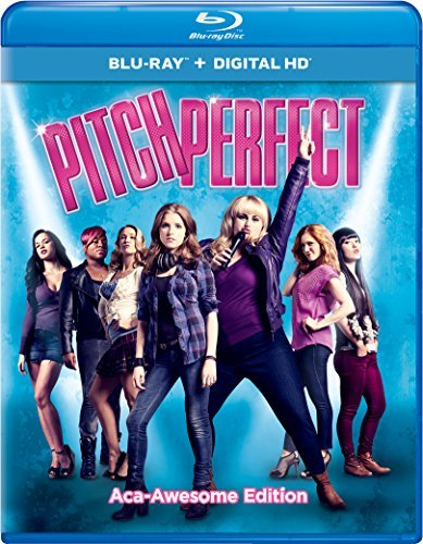 Pitch Perfect Sing Along Aca Awesome Edition Blu Ray Pg13