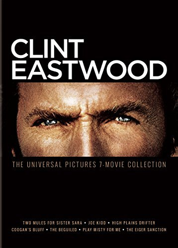 Clint Eastwood The Universal Pictures 7 Movie Collection Clint Eastwood The Universal Pictures 7 Movie Collection DVD Nr