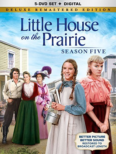 Little House On The Prairie Season 5 DVD