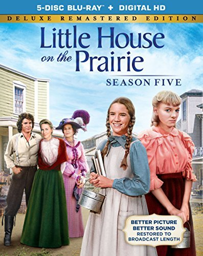 Little House On The Prairie Season 5 Blu Ray