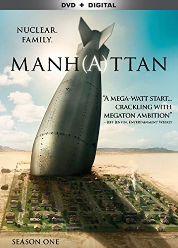 Manhattan Season 1 DVD