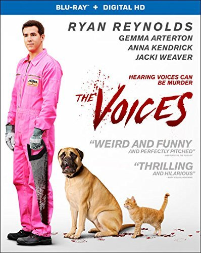Voices Reynolds Arterton Kendrick Blu Ray Dc R