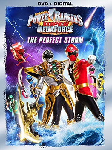 Power Rangers Super Megaforce Perfect Storm DVD