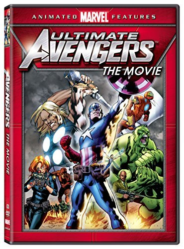 Ultimate Avengers The Movie Ultimate Avengers The Movie DVD