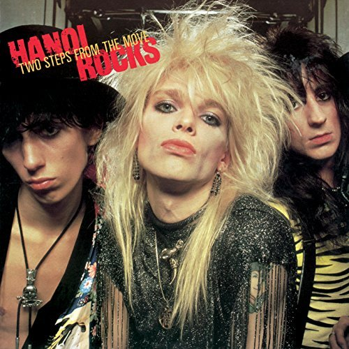Hanoi Rocks Two Steps From The Move 2 CD
