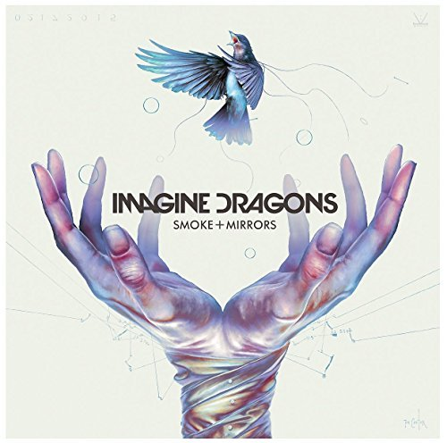 Imagine Dragons Smoke + Mirrors Super Deluxe Import Gbr