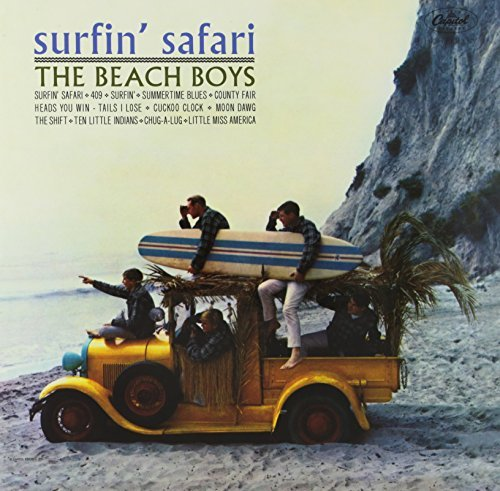 Beach Boys Surfin' Safari Lp