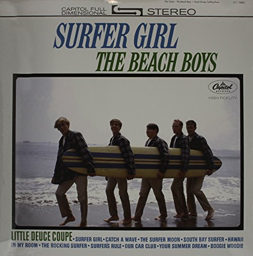 Beach Boys Surfer Girl Lp