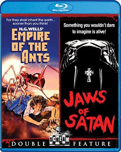 Empire Of The Ants Jaws Of Satan Empire Of The Ants & Jaws Of S Double Feature