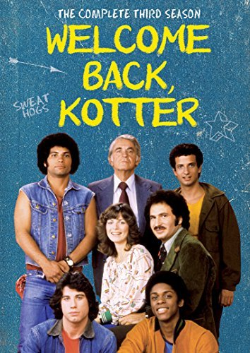 Welcome Back Kotter Season 3 DVD