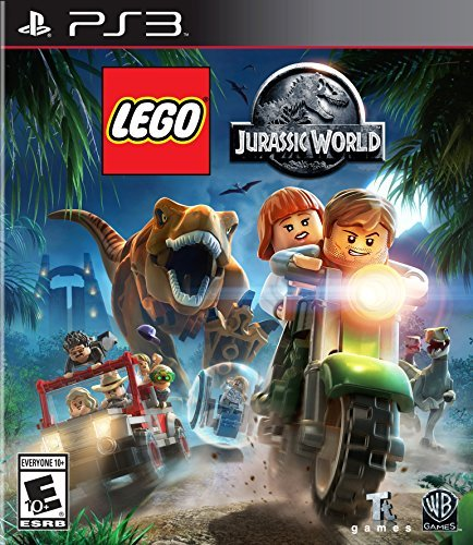 Ps3 Lego Jurassic World