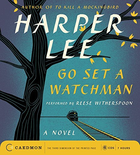 By Harper Lee Read By Reese Witherspoon Go Set A Watchman Unabridged CD