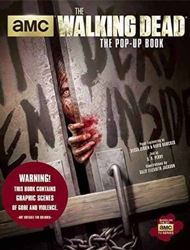 S. D. Perry Walking Dead The Pop Up Book