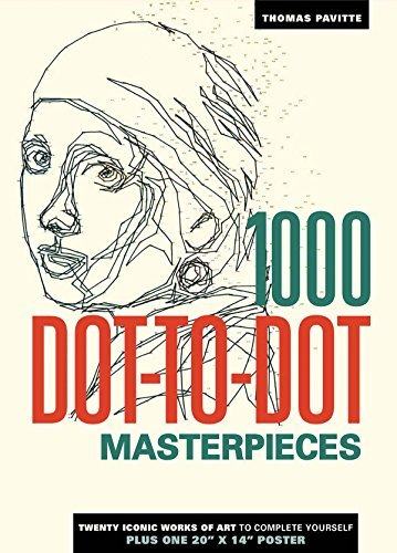 Thomas Pavitte 1000 Dot To Dot Masterpieces