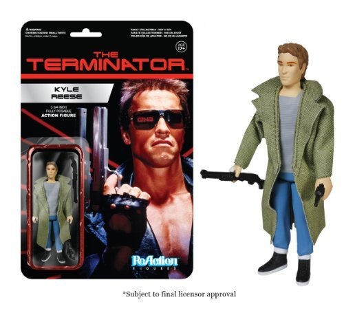 Toy Reaction Terminator Kyle Reese