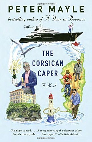 Peter Mayle The Corsican Caper
