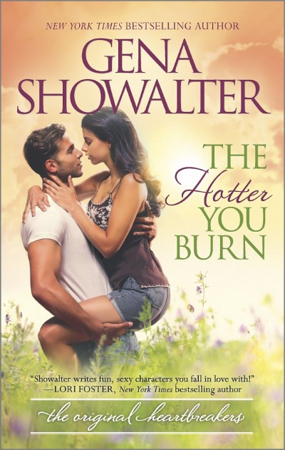 Gena Showalter The Hotter You Burn