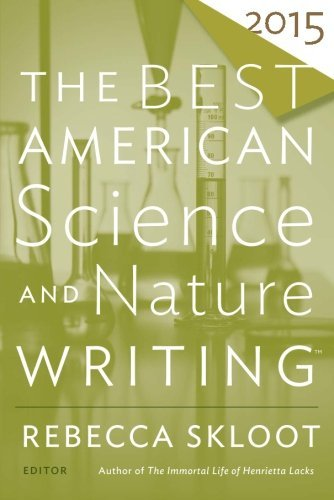 Tim Folger The Best American Science And Nature Writing 2015