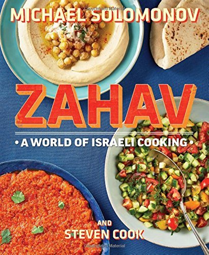 Michael Solomonov Zahav A World Of Israeli Cooking