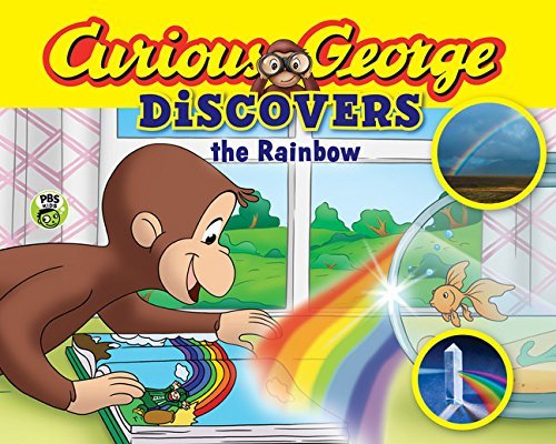 H. A. Rey Curious George Discovers The Rainbow (science Stor
