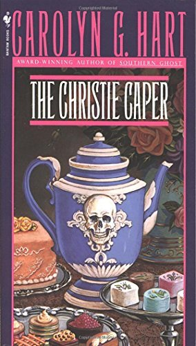 Carolyn Hart The Christie Caper