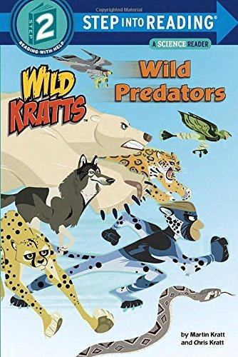 Chris Kratt Wild Predators (wild Kratts)