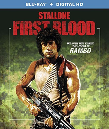 Rambo First Blood Stallone Sylvester Blu Ray R