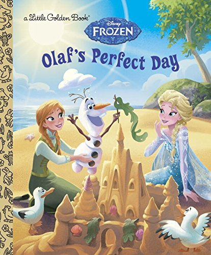 Jessica Julius Olaf's Perfect Day (disney Frozen)