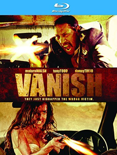Vanish Walsh Trejo Blu Ray Nr