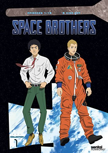 Space Brothers Collection 1 DVD