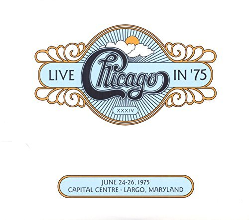 Chicago Live In 75 (2cd)