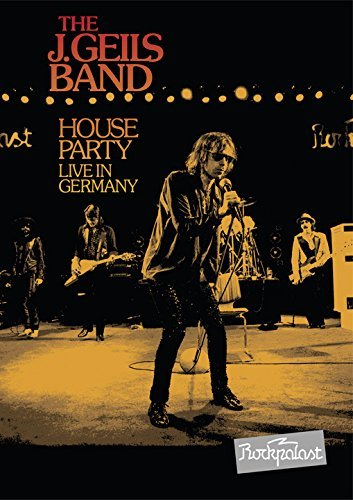 J Geils House Party Live In Germany