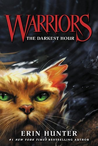 Erin Hunter Warriors #6 The Darkest Hour