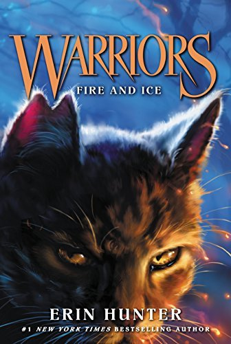 Erin Hunter Warriors #2 Fire And Ice