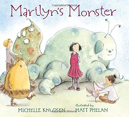 Michelle Knudsen Marilyn's Monster