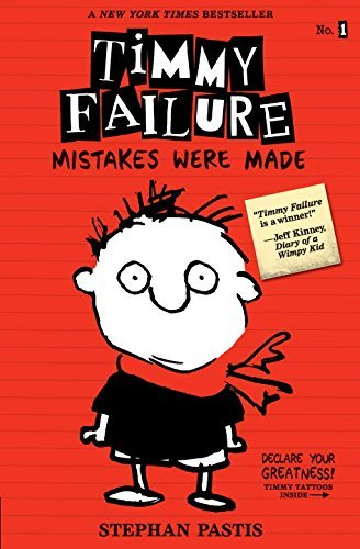 Stephan Pastis Timmy Failure Mistakes Were Made