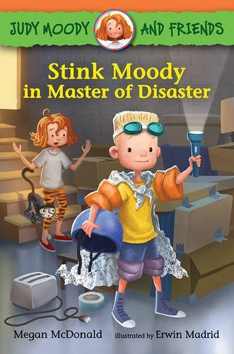 Megan Mcdonald Judy Moody And Friends Stink Moody In Master Of Disaster