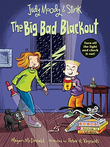 Megan Mcdonald Judy Moody And Stink The Big Bad Blackout
