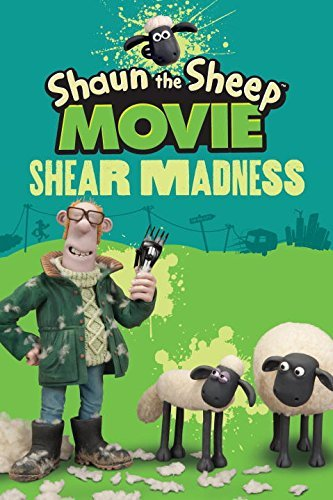 Candlewick Press Shaun The Sheep Movie Shear Madness
