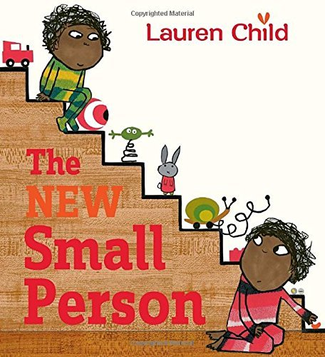 Lauren Child The New Small Person
