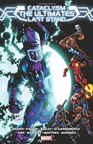 Brian Michael Bendis Cataclysm The Ultimates' Last Stand