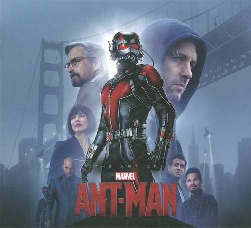 Marvel Comics Marvel's Ant Man The Art Of The Movie Slipcase