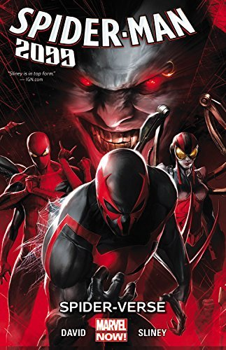 Marvel Comics Spider Man 2099 Volume 2 Spider Verse