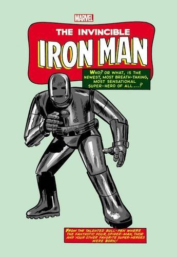 Stan Lee Marvel Masterworks The Invincible Iron Man Volume 1 Revised