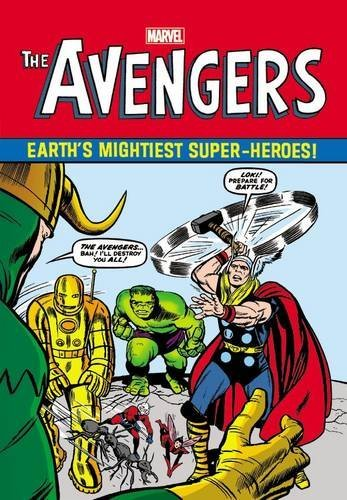 Stan Lee Marvel Masterworks The Avengers Volume 1 Revised