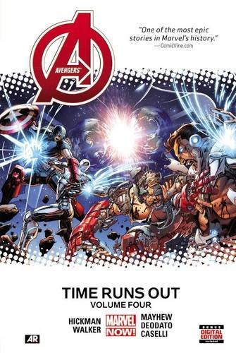 Jonathan Hickman Avengers Time Runs Out Volume 4
