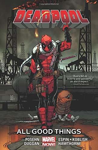 Brian Posehn Deadpool Volume 8 All Good Things