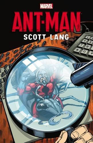 Marvel Comics Ant Man Scott Lang