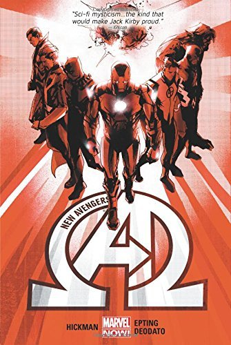 Marvel Entertainment New Avengers Volume 1